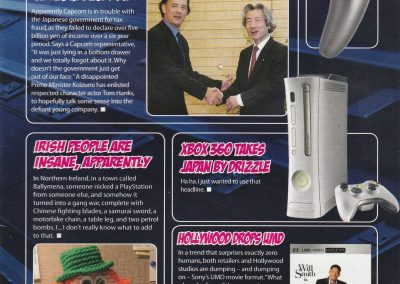Newsflash! from Total Gamer issue #20, June 2006 (page 2)